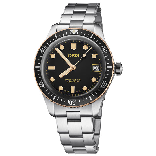 ORIS DIVERS SIXTY-FIVE 36MM 01 733 7747 4354 B