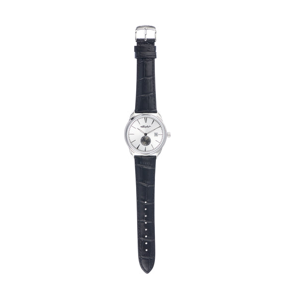 MARSHAL WATCH BIGDATE 917SS1766 SS/WHT