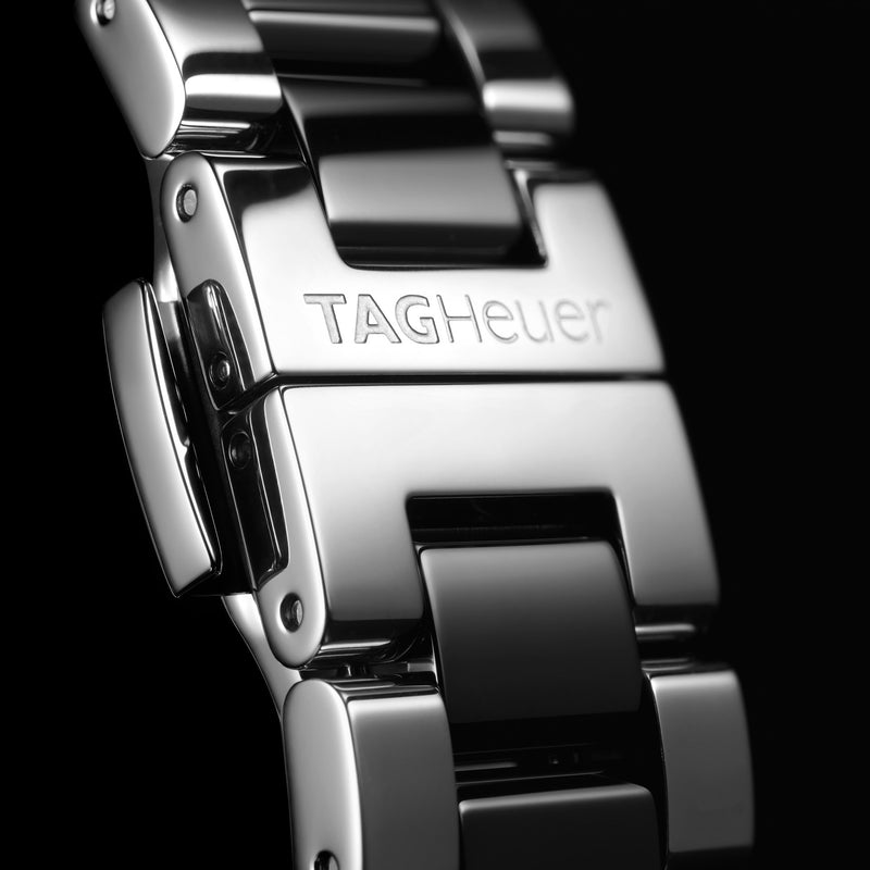 TAG Heuer Aquaracer Ladies 35mm Stainless Steel Watch WAY131C.BA0913