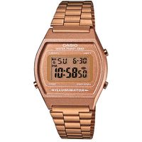 CASIO ROSE GOLD DIGITAL B640WC-5A