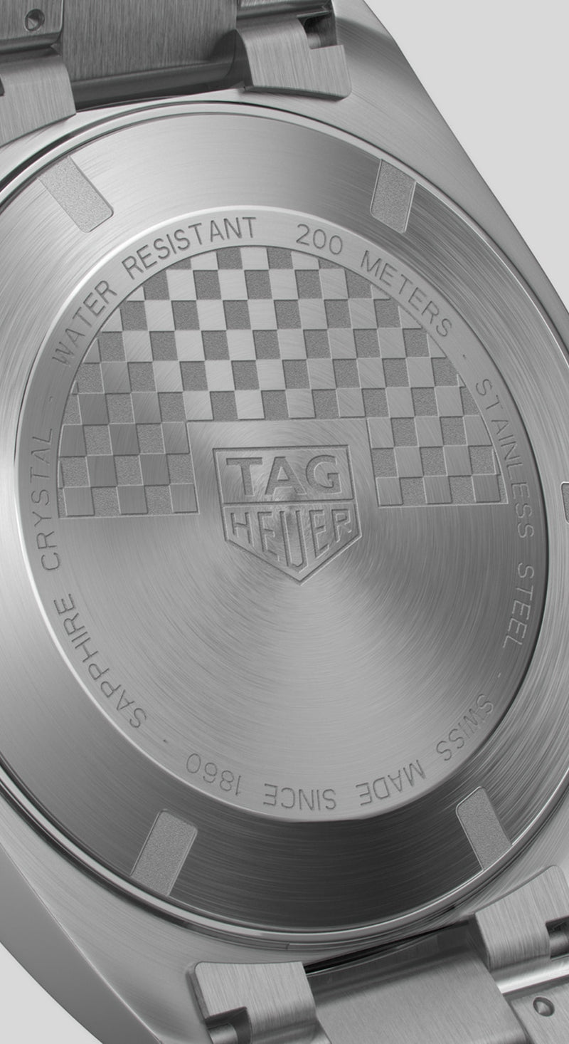 TAG Heuer Formula One Chronograph 43mm Stainless Steel Watch CAZ1011.BA0842 - Vincent Watch