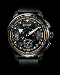 CITIZEN 100TH ANNIVERSARY LIMITED EDITION SATELLITE WAVE GPS CC7005-16G