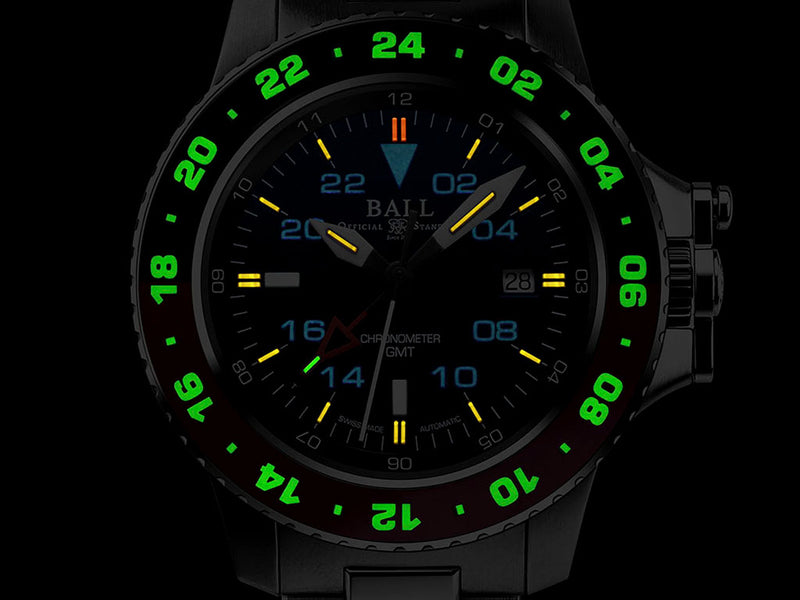 BALL ENGINEER HYDROCARBON DG2018C-S3C-BK