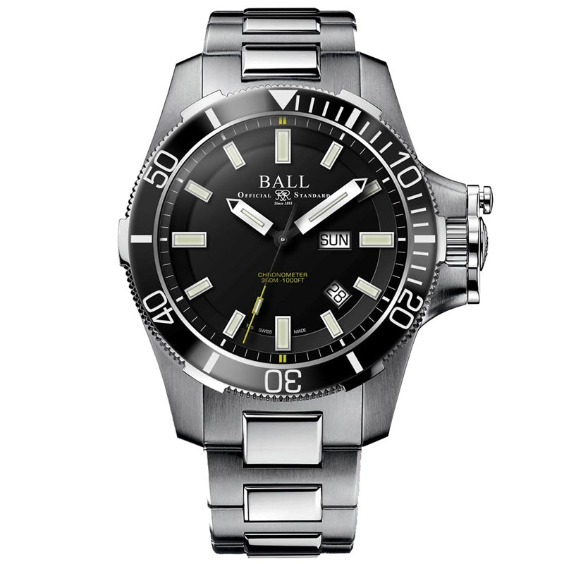BALL ENGINEER HYDROCARBON SUBMARINE WARFARE CERAMIC DM2236A SCJ BK