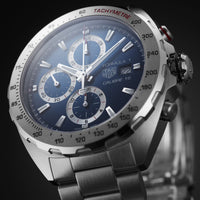 TAG Heuer Formula One Automatic Chronograph 44mm Stainless Steel Watch