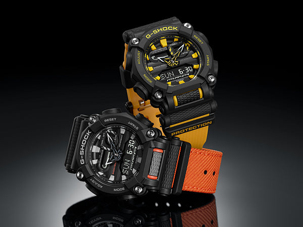 CASIO G-SHOCK HEAVY DUTY GA-900A-1A9DR - Vincent Watch