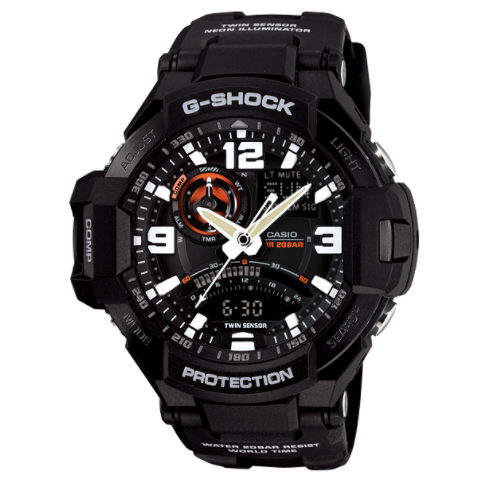 CASIO G-SHOCK GA1000-1ADR
