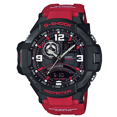 CASIO G-SHOCK AVIATOR GA1000-4BDR