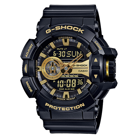35th Anniversary G-Shock GA-100-1A1DR