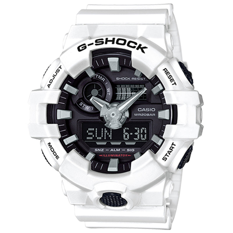 CASIO G-SHOCK GA100-1A4DR