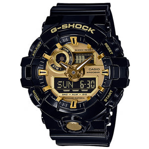 CASIO G-SHOCK GA710GB-1ADR