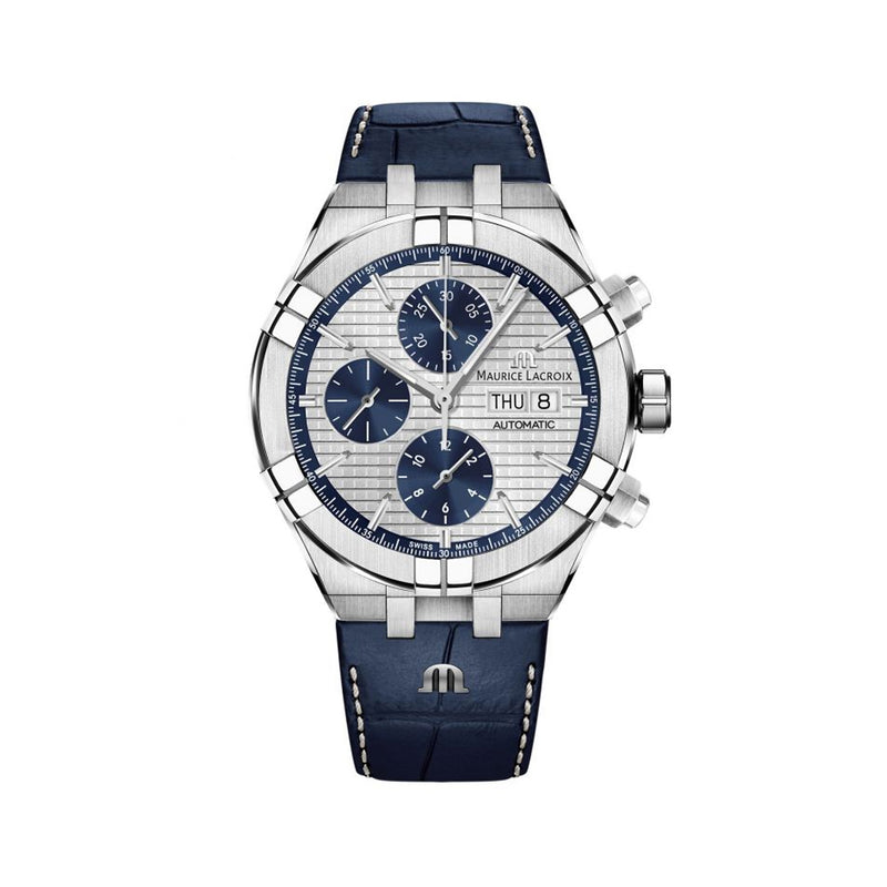MAURICE LACROIX AIKON AUTOMATIC 44MM AI6038-SS001-131-1 - Vincent Watch