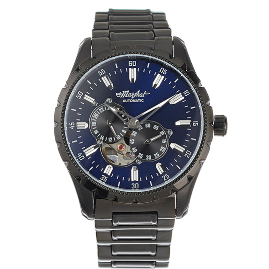 MARSHAL WATCH OPEN HEART 318GU062