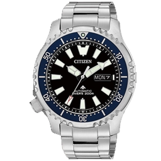 CITIZEN WATCH FUGU MARINE WORLDWIDE LIMITED EDITION 2000 PROMASTER NY0098-84E