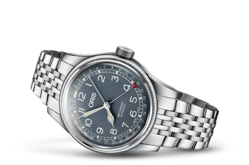 ORIS BIG CROWN POINTER DATE 40MM 01 754 7741 4065-07 8 20 22