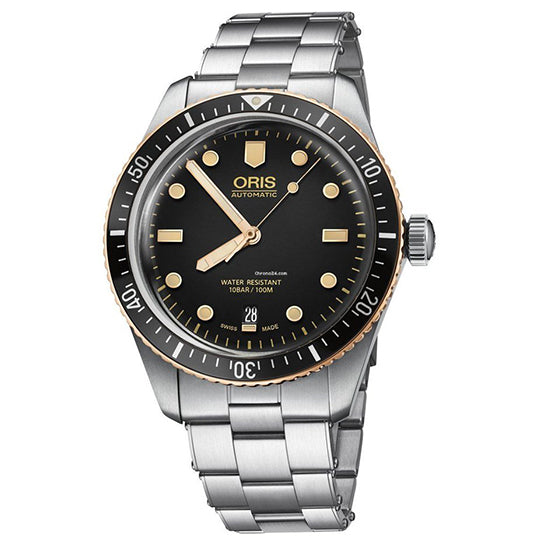 ORIS DIVERS SIXTY-FIVE 40MM 01 733 7707 4355-07 8 20 18