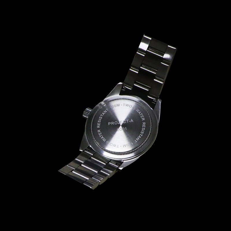 TWO WATCH PROJECT-A [ONYX] - Vincent Watch