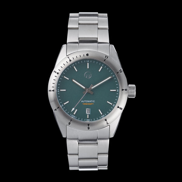 TWO WATCH PROJECT-A [EMERALD]