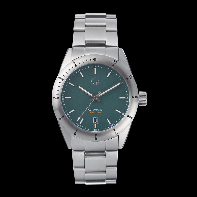 TWO WATCH PROJECT-A [EMERALD] - Vincent Watch