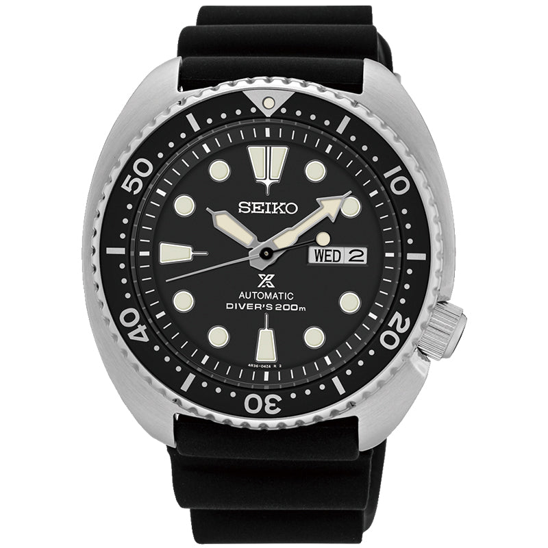 SEIKO AUTOMATIC PROSPEX TURTLE SRP777K1 - Vincent Watch