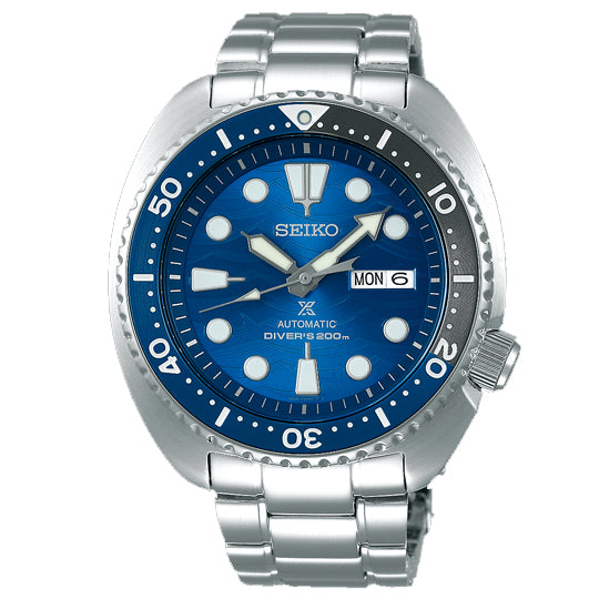 "SEIKO PROSPEX AUTOMATIC ""SAVE THE OCEAN"" SHARK SERIES SPECIAL EDITION SRPD21K1"