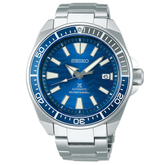 "SEIKO PROSPEX AUTOMATIC ""SAVE THE OCEAN"" SHARK SERIES SPECIAL EDITION SRPD23K1"