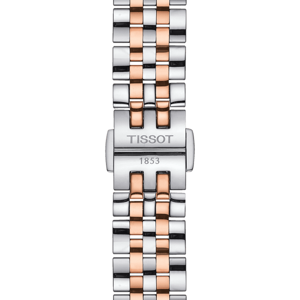 TISSOT LE LOCLE AUTOMATIC LADY (29.00) T0062072211600 - Vincent Watch