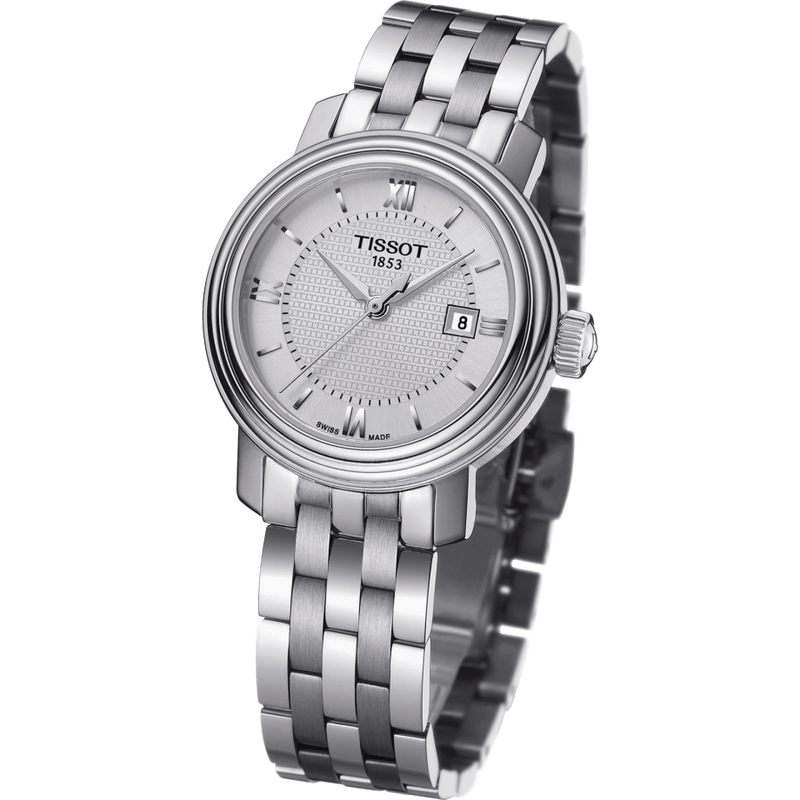 TISSOT BRIDGEPORT LADY T0970101103800 - Vincent Watch