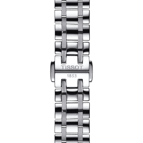 TISSOT CHEMIN DES TOURELLES POWERMATIC 80 LADY T0992071104800 - Vincent Watch