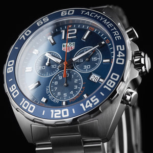 TAG Heuer Formula One Chronograph 43mm Stainless Steel Watch