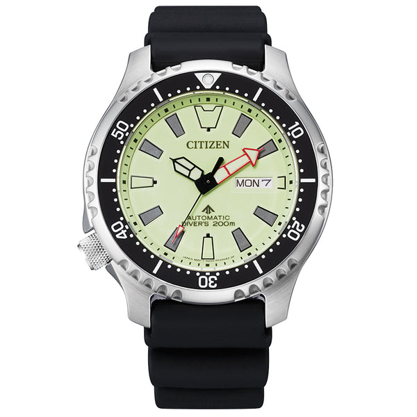 CITIZEN WATCH FUGU FULL LUME MARINE PROMASTER LIMITED EDITION 2000PCS NY0119-19X - Vincent Watch
