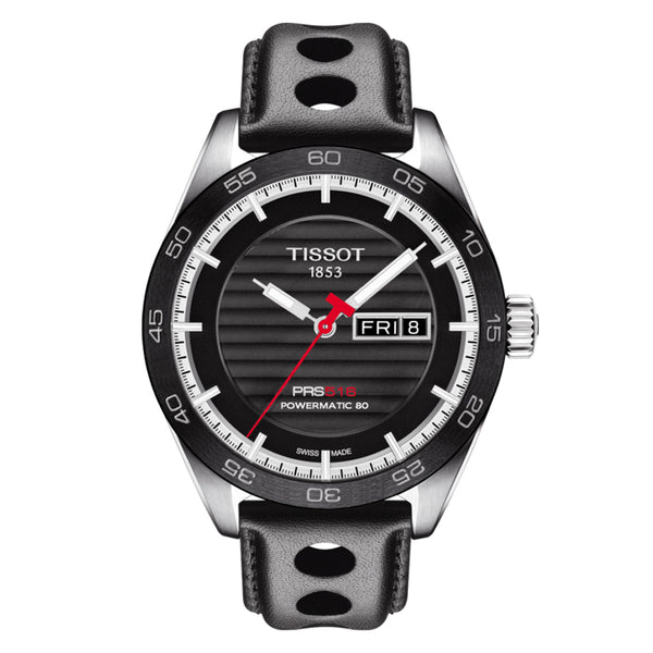 TISSOT PRS 516 POWERMATIC 80 T1004301605100 - Vincent Watch