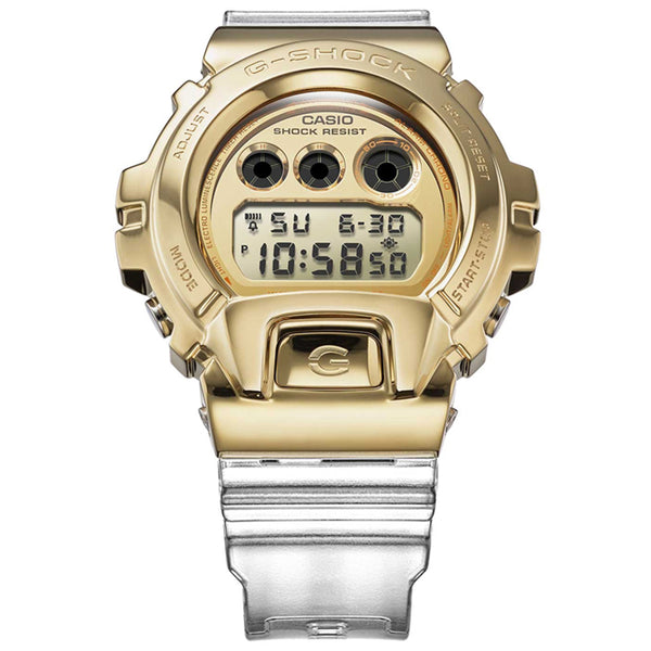 CASIO G-SHOCK GOLD INGOT GM-6900SG-9DR