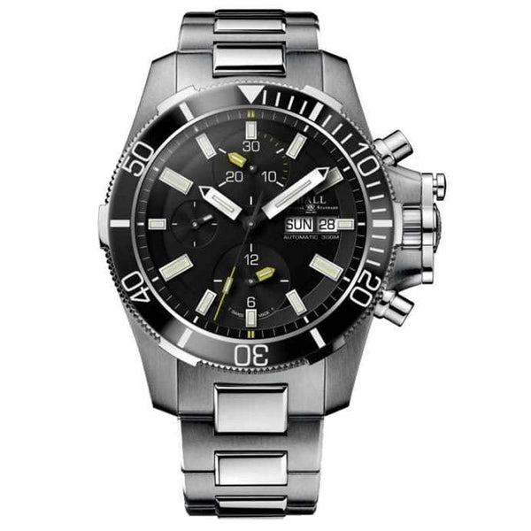 BALL ENGINEER HYDROCARBON SUBMARINE WARFARE CERAMIC DC2236A-SJ-BK - Vincent Watch