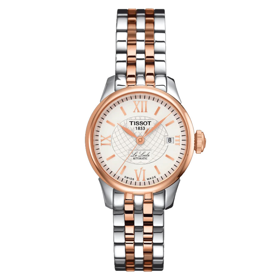 TISSOT LE LOCLE AUTOMATIC SMALL LADY T41218333
