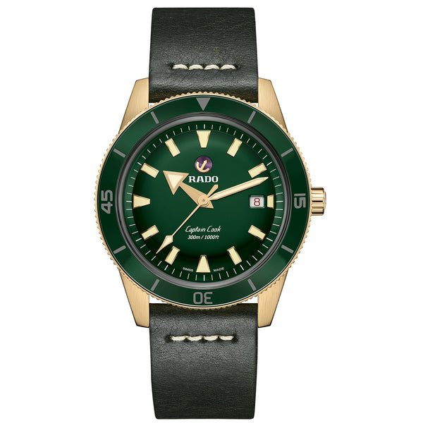 Rado Captain Cook Bronze Automatic R32504315