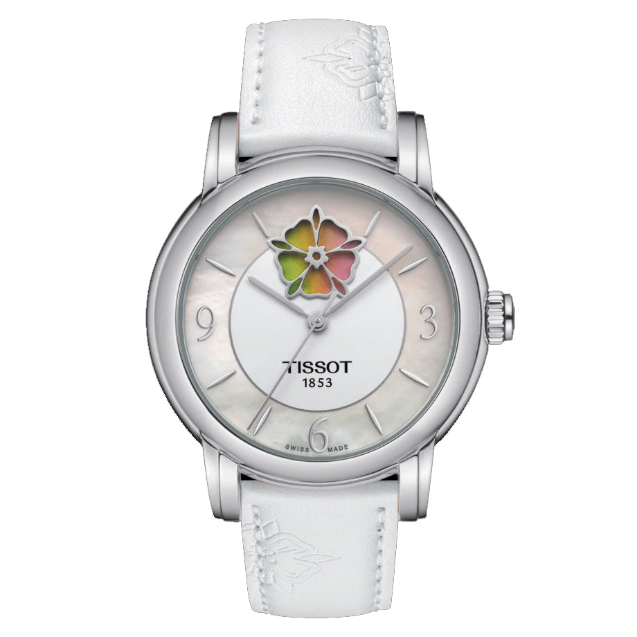 TISSOT LADY HEART FLOWER POWERMATIC 80 T0502071711705