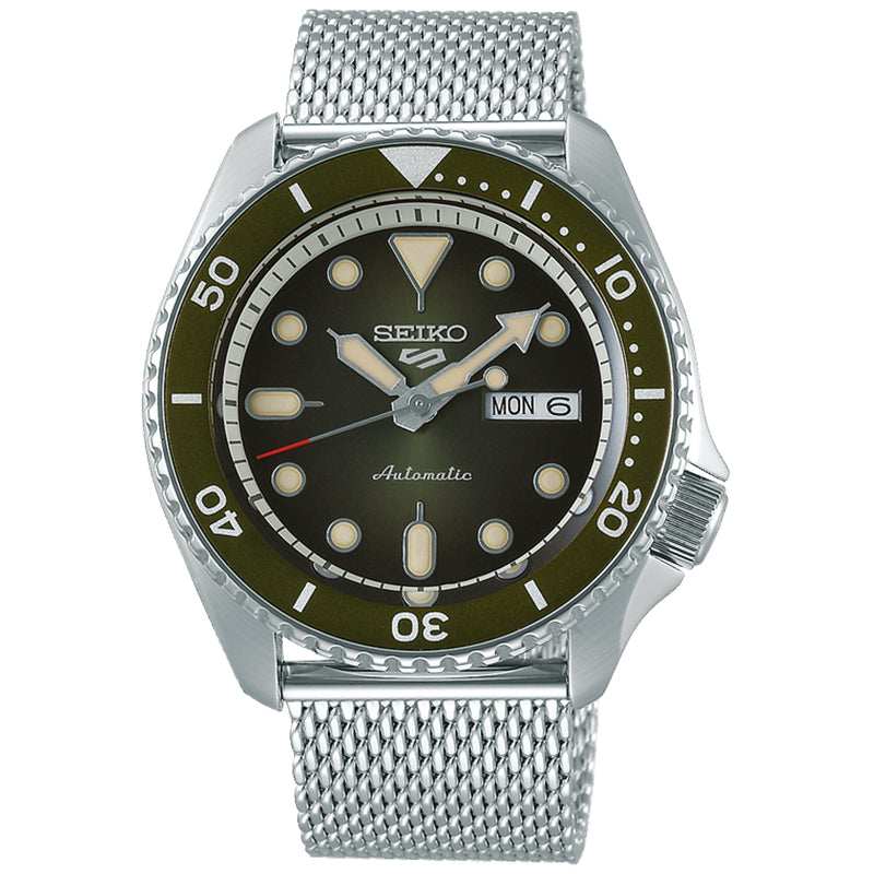 SEIKO 5 AUTOMATIC SRPD75K1 - Vincent Watch