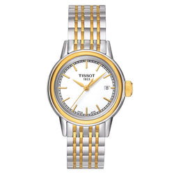 TISSOT CARSON LADY T0852102201100 - Vincent Watch