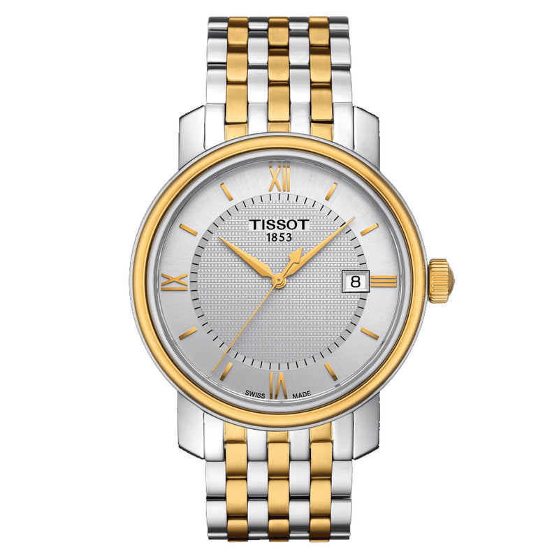 TISSOT BRIDGEPORT T0974102203800 - Vincent Watch