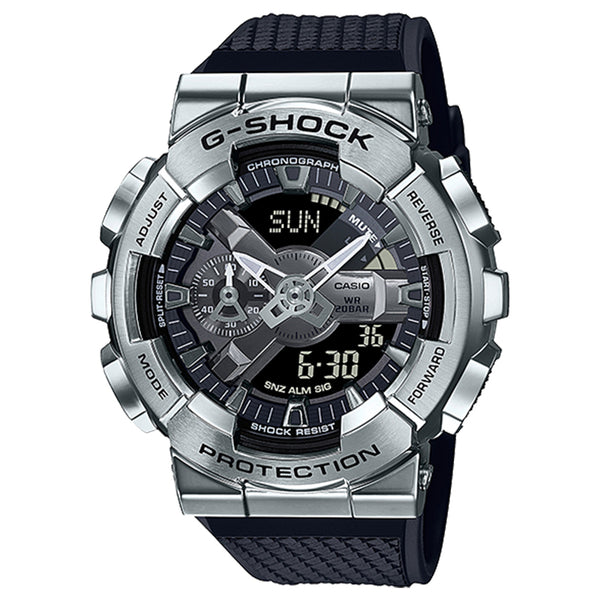 CASIO G-SHOCK STEEL BEZEL GM-110-1ADR - Vincent Watch
