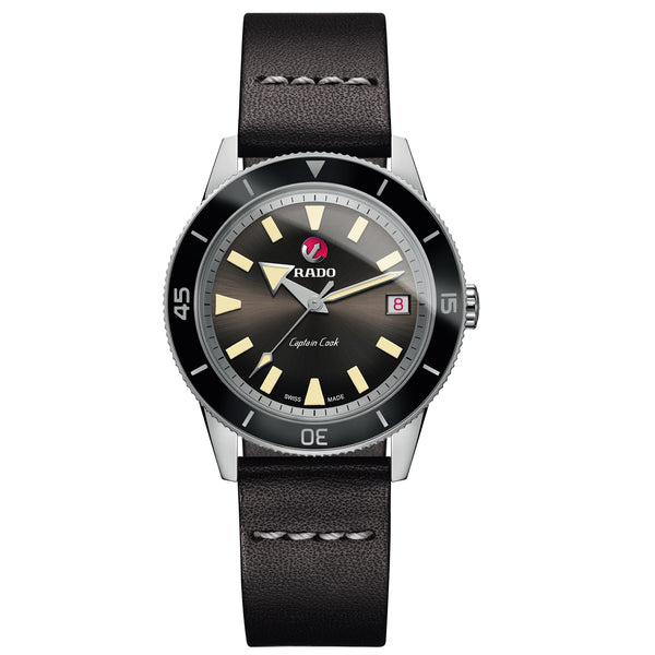 Rado Captain Cook Limited Edition 1962pcs Automatic R32500305