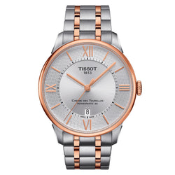 TISSOT CHEMIN DES TOURELLES POWERMATIC 80 HELVETIC PRIDE SPECIAL EDITION T0994072203801 - Vincent Watch