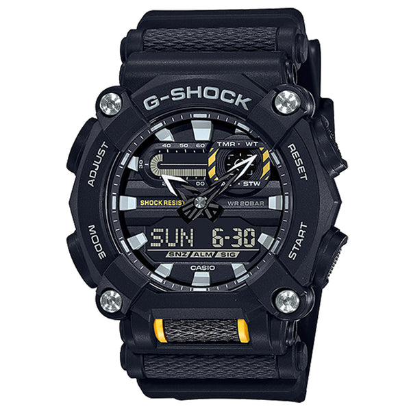 CASIO G-SHOCK HEAVY DUTY GA-900-1ADR - Vincent Watch