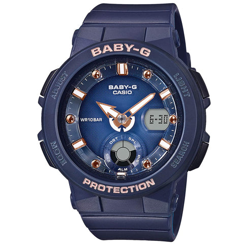 CASIO BABY G BGA-250-2A2DR - Vincent Watch