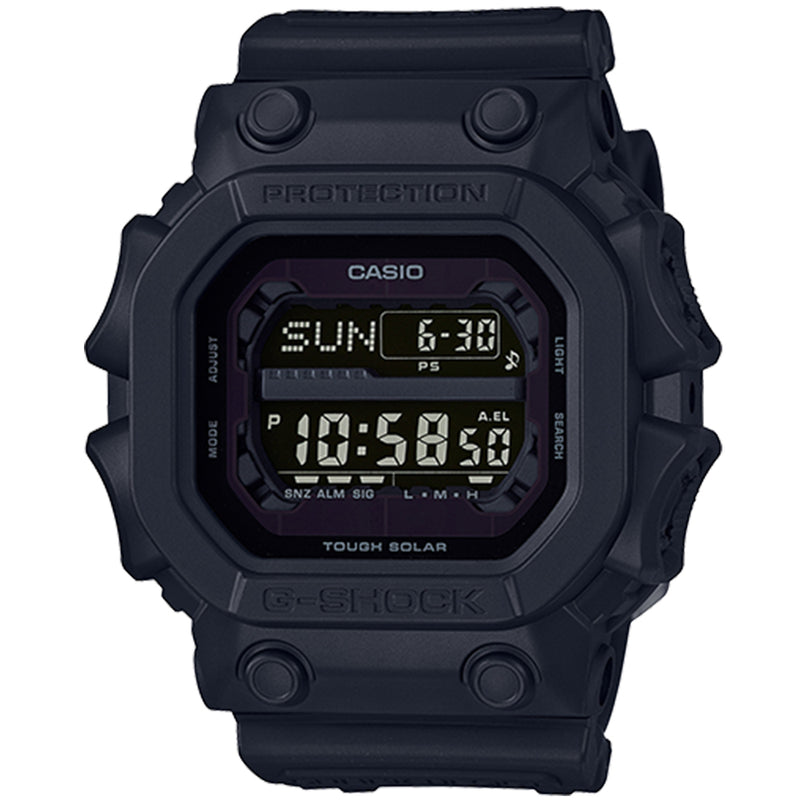 CASIO G-SHOCK KING BLACK OUT GX-56BB-1DR