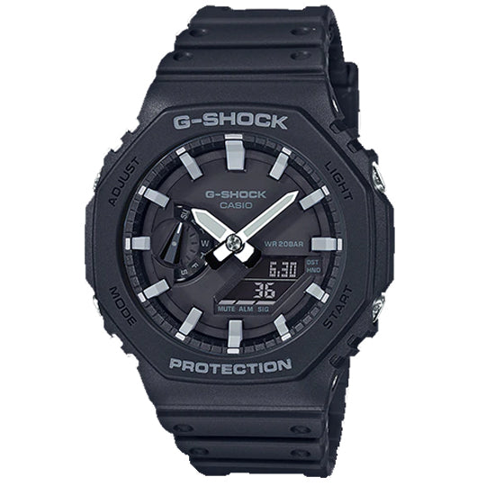 "CASIO G-SHOCK Carbon Core ""Casioak"" GA-2100-1ADR - Vincent Watch"