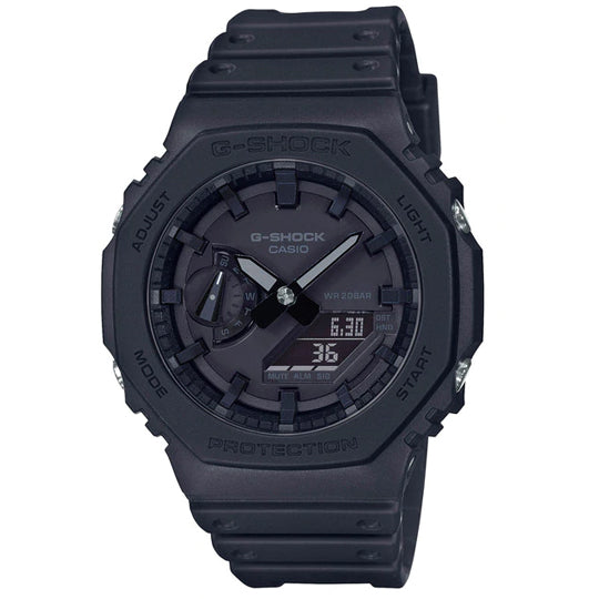 "CASIO G-SHOCK Carbon Core ""Casioak"" GA-2100-1A1DR - Vincent Watch"