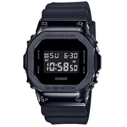 CASIO G-SHOCK STEEL BEZEL GM-5600B-1DR