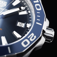 TAG Heuer Aquaracer 41mm Stainless Steel Watch